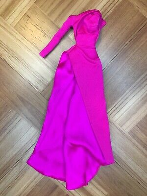 Faces of Adele Makeda Fuschia Gown - W Club Exclusive - Fashion Royalty - NuFace