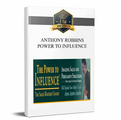 ⚡️ Anthony Robbins -Power To Influence 🔥