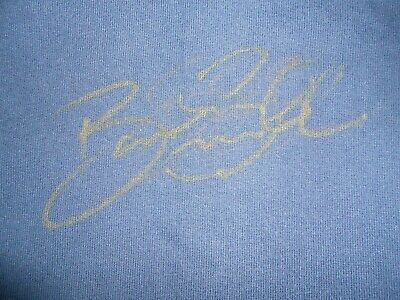 Brian O'Driscoll, Lions Rugby Player,Original Hand Signed Medium Leinseter Shirt