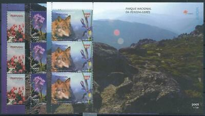 [G358243] Portugal 1999 Europa lot of 3 good sheets very fine MNH