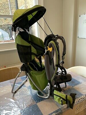 a0440eb276 DEUTER KID COMFORT PLUS baby/child carrier backpack Excellent Condition