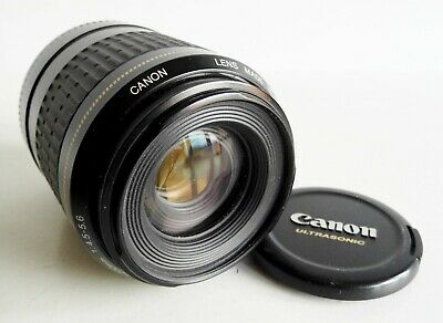 SUPERB OLD CANON ULTRASONIC ZOOM LENS - EF 80-200mm - 1: 4.5-5.6 - MADE IN JAPAN