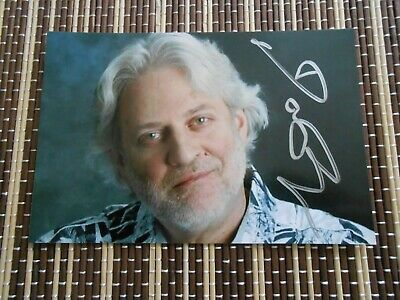 Dean Freidman, Musician/ Singer, Original Hand Signed Photo 6 x 4