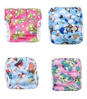 Superb Baby Pants Swim Diaper Shrink-proof Nappy Washable Swimming Diaper Newest