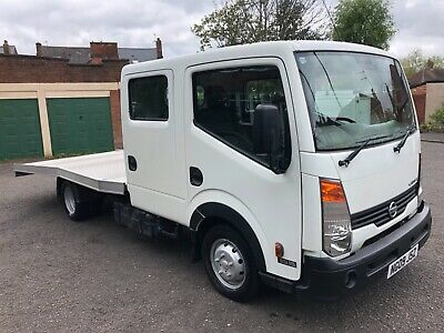 NO RESERVE 2009 Nissan Cabster Recovery Truck 3.5 TON *LOW MILEAGE ONLY 70,000*