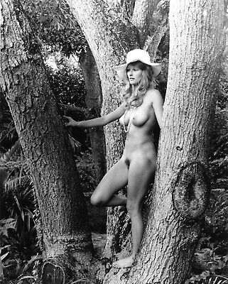 1960s Bunny Yeager Archive Vintage Photograph CAROL HARTMAN Fine Art Nude Pin Up