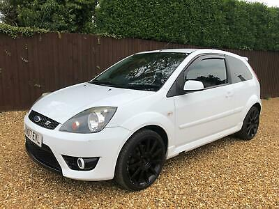 Ford Fiesta St 2007 Reg 78,000 Miles With Full Service History Running Bit Rough