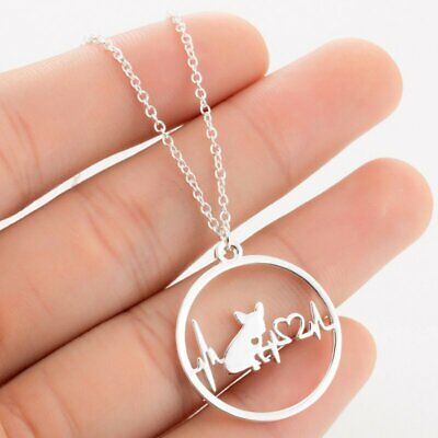 Chic Stainless Steel Geometric World Map Hollow Pendants Necklace Chain Choker