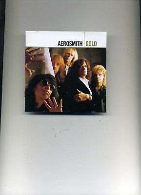 Aerosmith - Gold - 2 Cds - New!!
