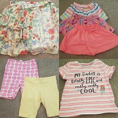 girls summer clothes bundle age 3-4, H&M, Tu, F&F