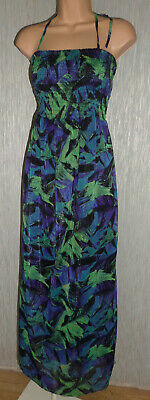 New George Pretty Ladies Summer Holiday Long Dress Size L