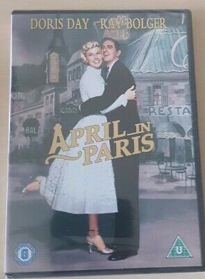 April In Paris (DVD) Doris Day - New and Sealed