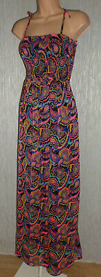New George Pretty Ladies Summer Holiday Long Dress Size Large
