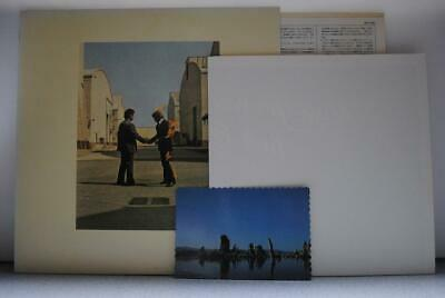 PINK FLOYD / WISH YOU WERE HERE - Japan COMPLETE LP ORIG