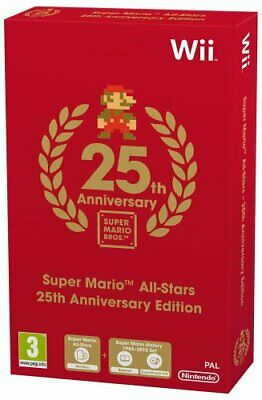 Super Mario All-Stars - 25th Anniversary Edition (Wii) - Game  6OVG The Cheap