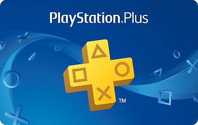 Playstation Plus 1 Month (Psn Plus) Play Online Ps3 Ps4 Psvita Instant Delivery