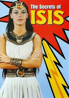 The Secrets of ISIS ~ Complete Series ~ 22 Episodes on 2 DVDs