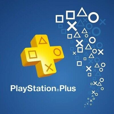 Psn Plus 1 Month | Playstation Plus |Play Online Ps3 Ps4 Psvita Instant Delivery