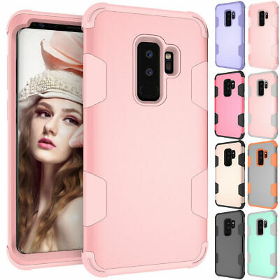 For Samsung Galaxy S8 S9+ Plus Note 8 Shockproof Protective Phone Case Cover