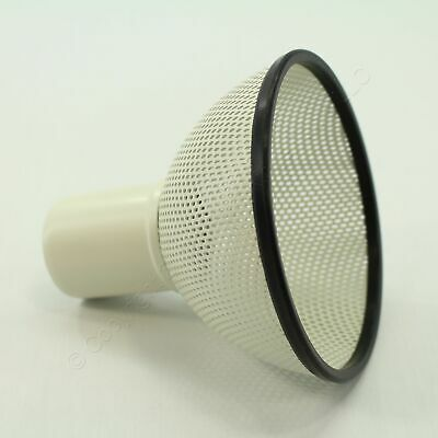 New Cooper Lighting HALO White Track Light Perforated Metal ShadeCover L-4091-P
