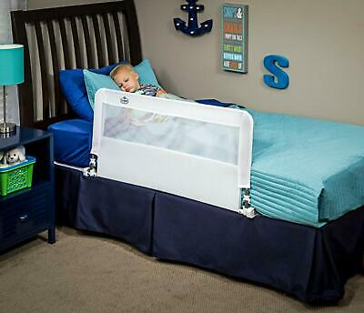 Regalo HideAway Bed Rail Guard, with Reinforced Anchor Safety System
