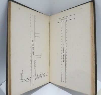 1847 Maps Diagrams of parish St Mary Abbotts Kensington E. Beresford Chancellor
