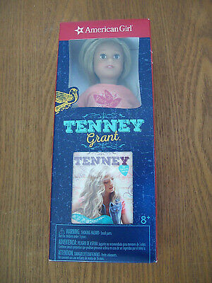 "American Girl Tenney Grant 6 "" Mini Doll New"