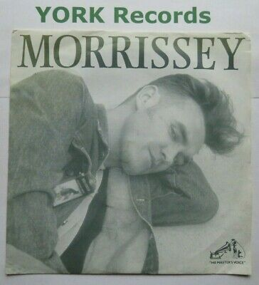 """MORRISSEY - My Love Life - Excellent Con 7"""" Single His Master's Voice POP 1628"""