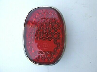 Hella K2424 Tail Light / Rear Light Reflector / Lens - Nos