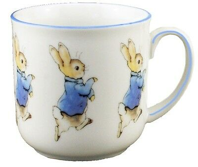 Reutter Porcelain Beatrix Potter Peter Rabbit China Mug in box