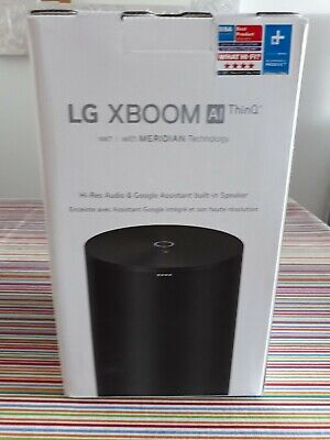 LG XBOOM AI ThinQ Speaker with Google Assistant.