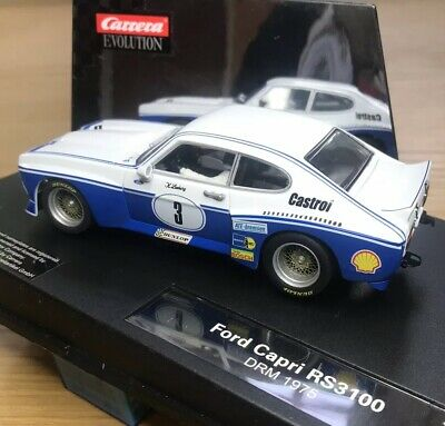 Carrera Slot Car - Ford Capri RS3100 - Mint Condition
