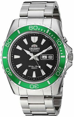 Orient Men's 'Mako XL' Automatic Stainless Steel Casual Watch FEM75003B9