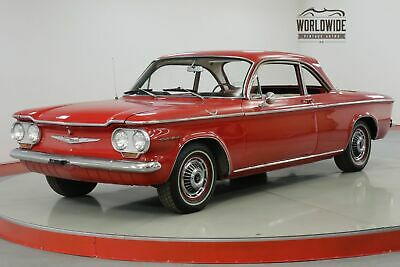 1960 Chevrolet Corvair New Interior, New Rebuilt Engine