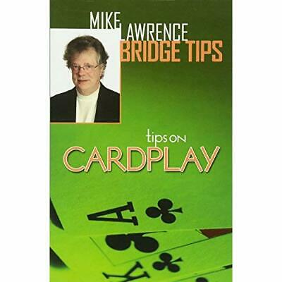 Tips on Card Play (Mike Lawrence Bridge Tips) - Paperback NEW Mike Lawrence(A 25