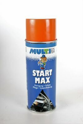 2 x MULTISYSTEM Start Max Spray 400 ml Aiuto-Start Avviamento a freddo (100ml =