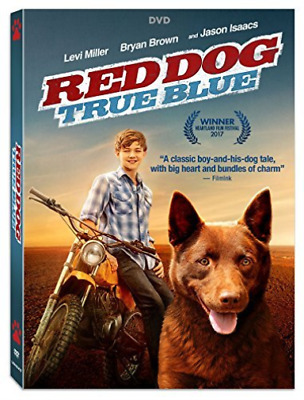 Red Dog: True Blue / (Ac3 D...-Red Dog: True Blue / (Ac3 Dol Ws) Dvd New