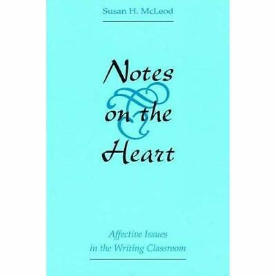 Notes on the heart - Paperback NEW Susan H. McLeod 1997-01-31