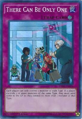 There Can Only Be One - EXFO-EN076 - Super Rare 1st Edition NM Extreme