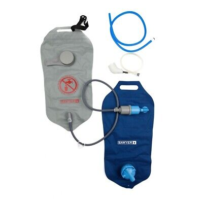 Sawyer Complete 2 Litre Water Filtration System for Backpacking and Camping