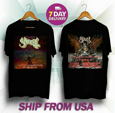 New Ghost Bc Pale Tour 2019 Dates Mens Womens T-Shirt