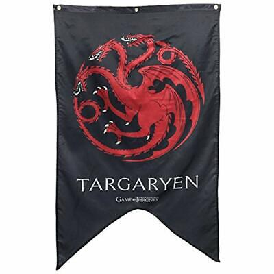 """Game Of Thrones House Sigil Wall Banner (30"""" By 50"""") (House Targaryen) Posters"""