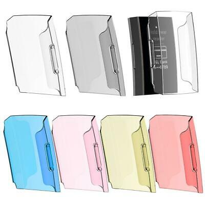 For Fitbit Charge 3 Hard PC Protective Case Screen Protector Case Cover 6-Colors