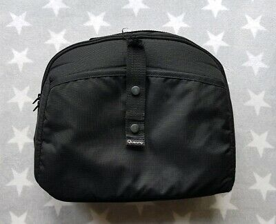 Quinny Buzz, Moodd & Buzz Xtra Black Changing Bag Box with Waterproof Cover