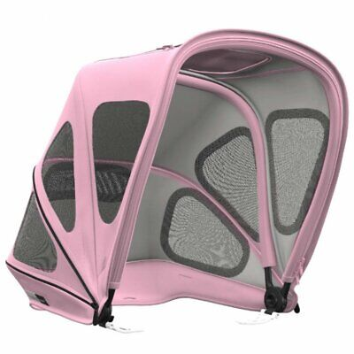Bugaboo Bee Breezy Sun Canopy Soft Pink Pushchair Accessory Baby Protection
