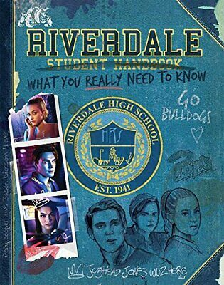 Riverdale High Student Handbook by Scholastic, Book The Cheap Fast Free Post