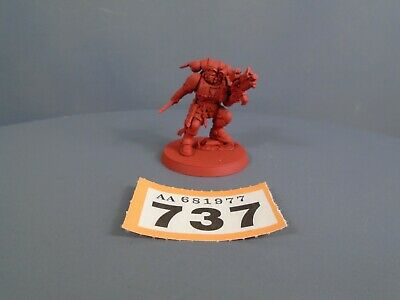 Warhammer 40,000 Space Marines Vanguard Primaris Lieutenant Phobos Armour 737