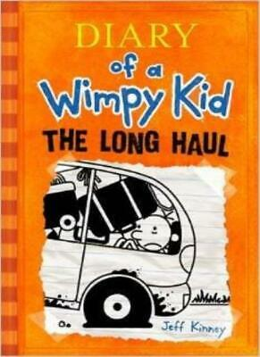 Diary of a Wimpy Kid: The Long Haul-Jeff Kinney