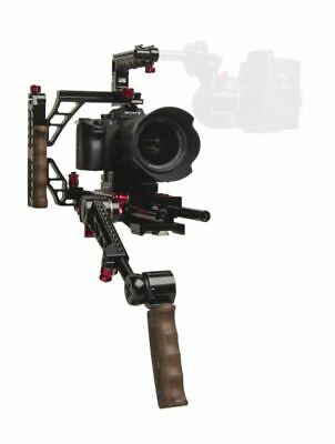 Zacuto Shoulder Rig Indie Recoil Pro V2 Universal Camera Mounting Support System