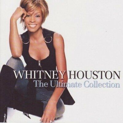 Whitney Houston The Ultimate Collection Cd (Greatest Hits / Very Best Of)